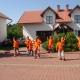Obóz młodzieżowy- Niepołomice 2012