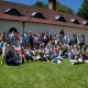 Obóz młodzieżowy- Rychwałd 2013